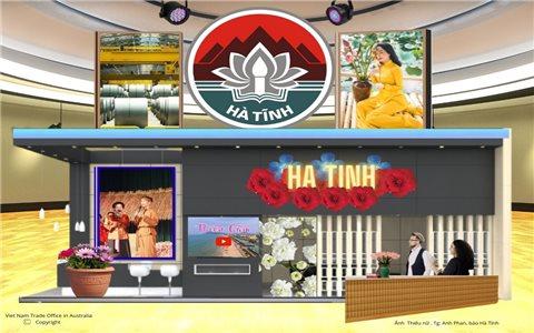 Triển lãm quốc tế trực tuyến tại Australia hỗ trợ doanh nghiệp ở miền Trung Việt Nam