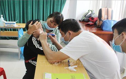 Phẫu thuật miễn phí cho trẻ bị sứt môi, hở hàm ếch của 7 tỉnh miền Trung – Tây Nguyên