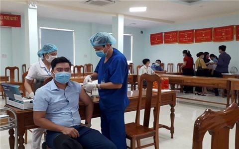 Cảnh giác với tình trạng lừa đảo tiêm phòng vắc xin Covid-19