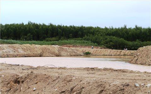 Khánh Vĩnh (Khánh Hòa): Doanh nghiệp tự ý ngăn suối khiến sản xuất của người dân đình trệ