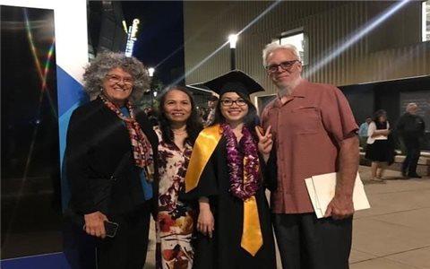 Cô gái Việt trở thành viên chức chính quyền tiểu bang Mỹ