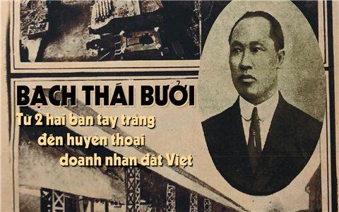 Bạch Thái Bưởi - Tinh thần dân tộc trên thương trường