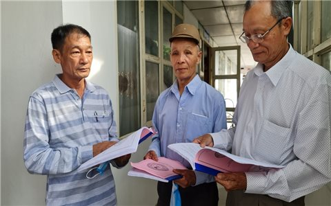 Người có uy tín tỉnh Thanh Hoá hướng về ngày bầu cử