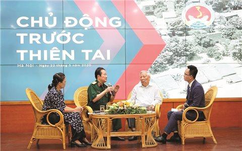 Chủ động trong phòng, chống thiên tai - Nét đẹp của dân tộc Việt Nam: Trách nhiệm của toàn xã hội (Bài 2)