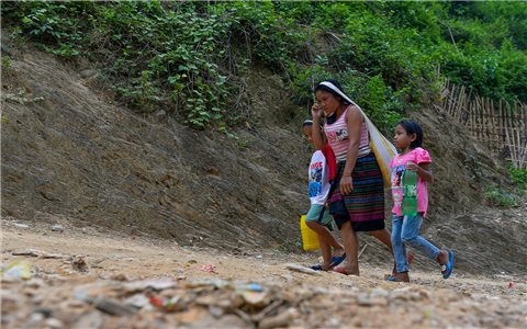 Nguồn nước và sự phát triển vùng DTTS và miền núi: Thách thức trước biến đổi khí hậu (Bài 1)