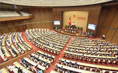 Kỳ họp thứ Nhất, Quốc hội Khóa XV: Sự khởi đầu tốt đẹp cho nhiệm kỳ mới