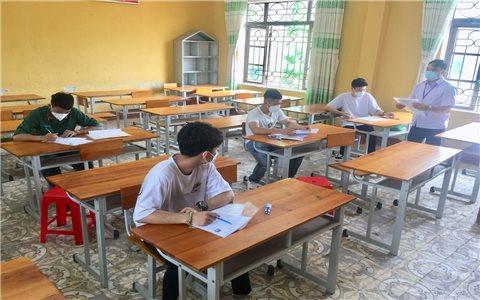 Chiều nay 5/8: Thí sinh làm thủ tục dự thi tốt nghiệp THPT đợt 2