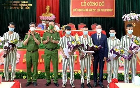"""Đặc xá năm 2021 - minh chứng bác bỏ luận điệu vu cáo Việt Nam """"vi phạm nhân quyền"""""""