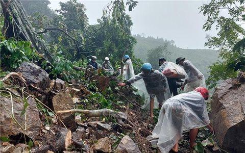Yên Bái: Mưa lũ gây thiệt hại hơn 800 triệu đồng