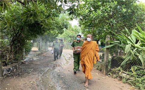 Huyện miền núi Tri Tôn (An Giang): Triển khai nhiều giải pháp đảm bảo cuộc sống cho đồng bào Khmer hồi hương