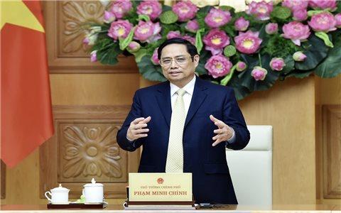 Thủ tướng Phạm Minh Chính tiếp Đại diện các tổ chức của LHQ tại Việt Nam