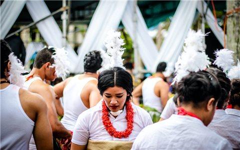 Bảo tồn văn hóa truyền thống - Tam giác gắn kết cộng đồng