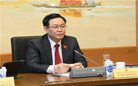 Chủ tịch Quốc hội Vương Đình Huệ: Bảo hiểm nông nghiệp dù khó cũng phải làm
