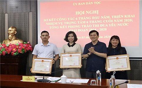 Văn phòng Ủy ban Dân tộc: Triển khai nhiệm vụ 6 tháng cuối năm 2020