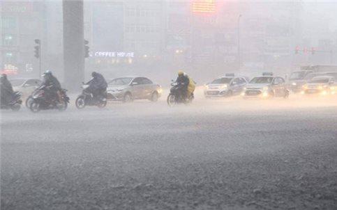 Thời tiết ngày 20/9: Nhiều khu vực trên cả nước có mưa dông