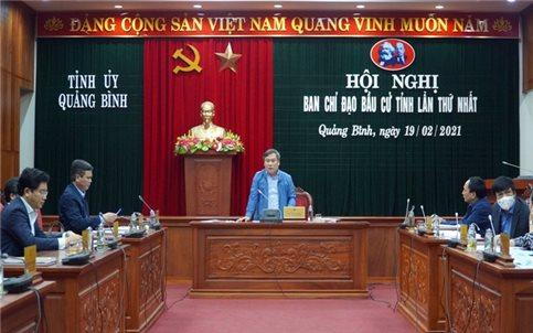 Quảng Bình: Dồn lực cho công tác chuẩn bị ngày hội toàn dân