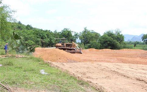 Quảng Bình: An cư cho người dân vùng sạt lở đất