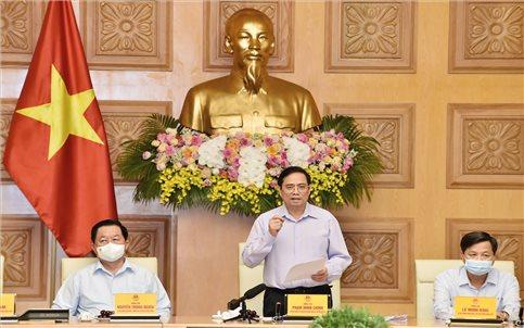 Thủ tướng mong các cơ quan báo chí đồng hành, chia sẻ, cùng thực hiện được mục tiêu chung