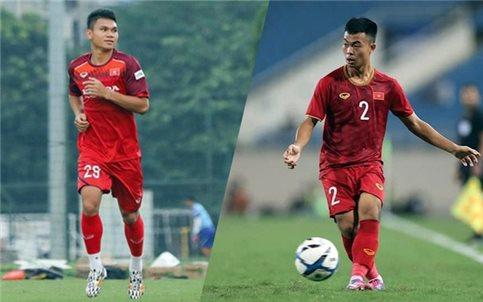 HLV Park Hang Seo triệu tập thêm 2 cầu thủ cho đội tuyển Việt Nam