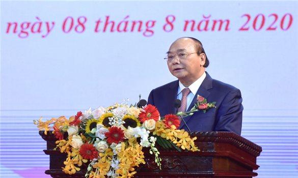 Thủ tướng dự Đại hội thi đua toàn lực lượng CAND lần thứ VIII