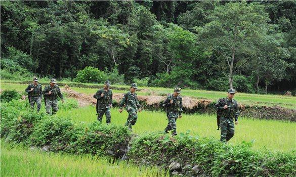 Bộ đội Biên phòng Cao Bằng: Gắn kết quân dân, giữ bình yên biên giới