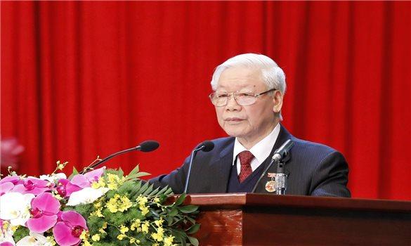 Lời kêu gọi của Tổng Bí thư Nguyễn Phú Trọng về công tác phòng, chống đại dịch COVID-19