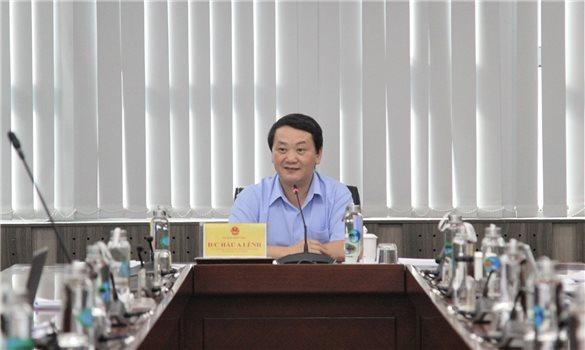 Bộ trưởng, Chủ nhiệm Hầu A Lềnh chủ trì họp Ban Chỉ đạo Chuyển đổi số của Ủy ban Dân tộc