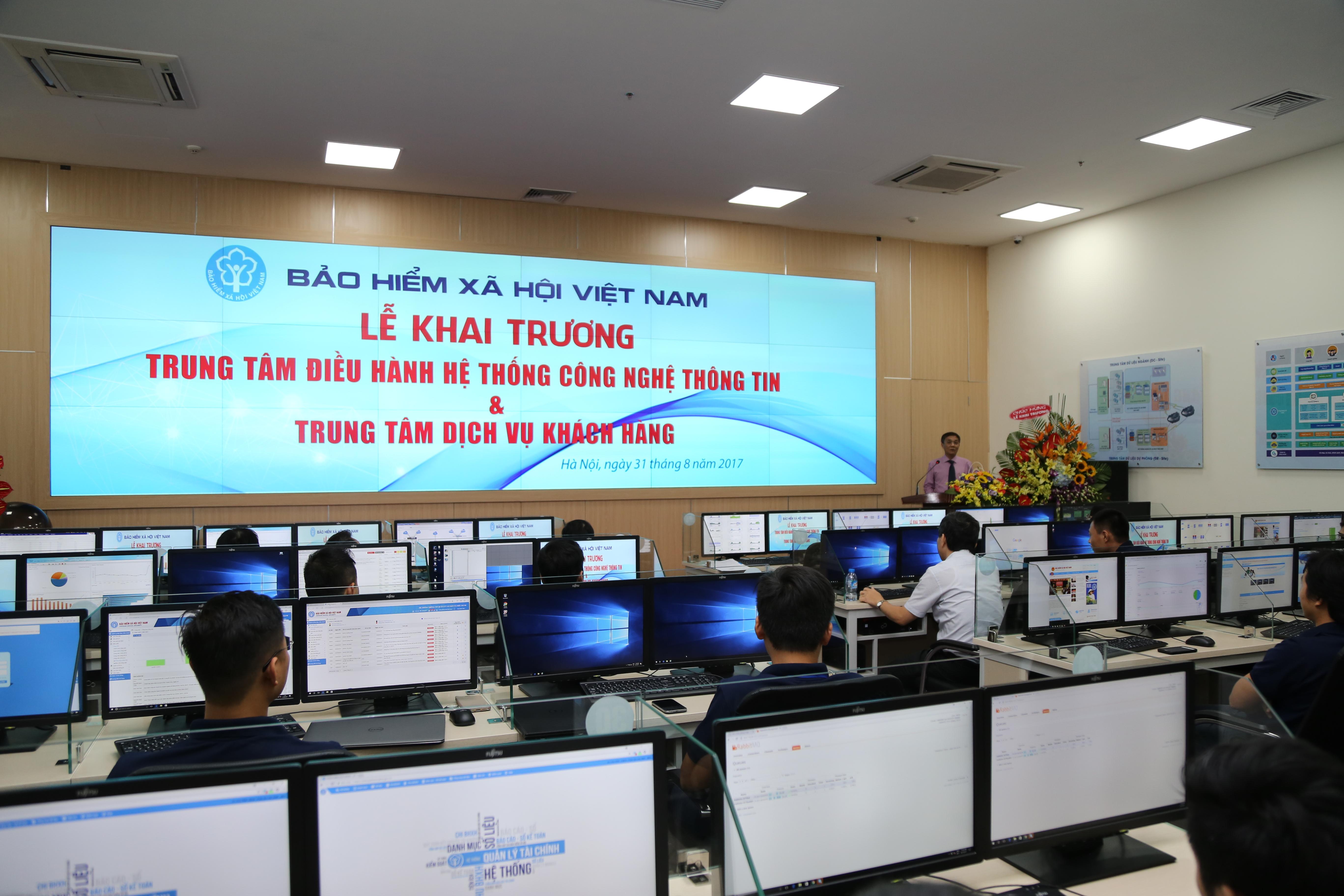 BHXH Việt Nam 3 năm liên tiếp dẫn đầu về ứng dụng CNTT trong các cơ quan thuộc Chính phủ