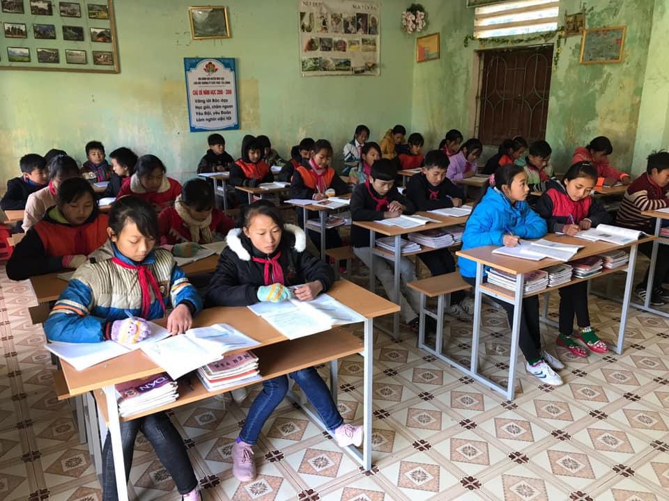 Tỉnh Hà Giang ngày càng chú trọng hơn đến công tác định hướng nghề nghiệp cho học sinh sau THCS