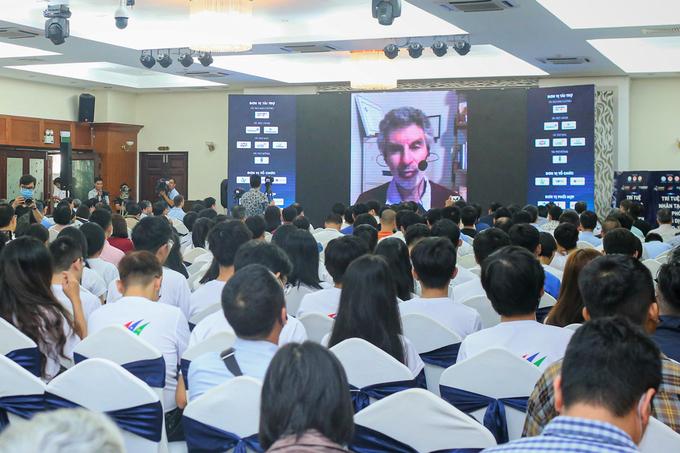 Hoạt động trong khuôn khổ sự kiện Ngày hội Trí tuệ nhân tạo Việt Nam 2020