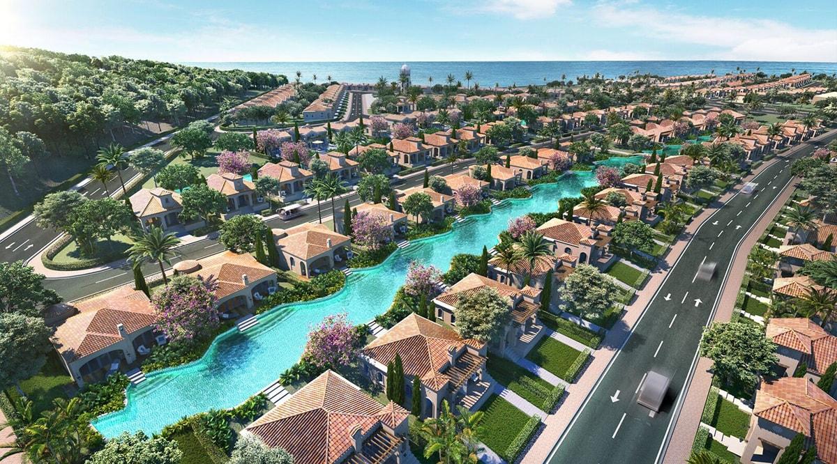Một dự án nghỉ dưỡng của doanh nghiệp bất động sản TP.Hồ Chí Minh đang được đầu tư vào Mũi Né