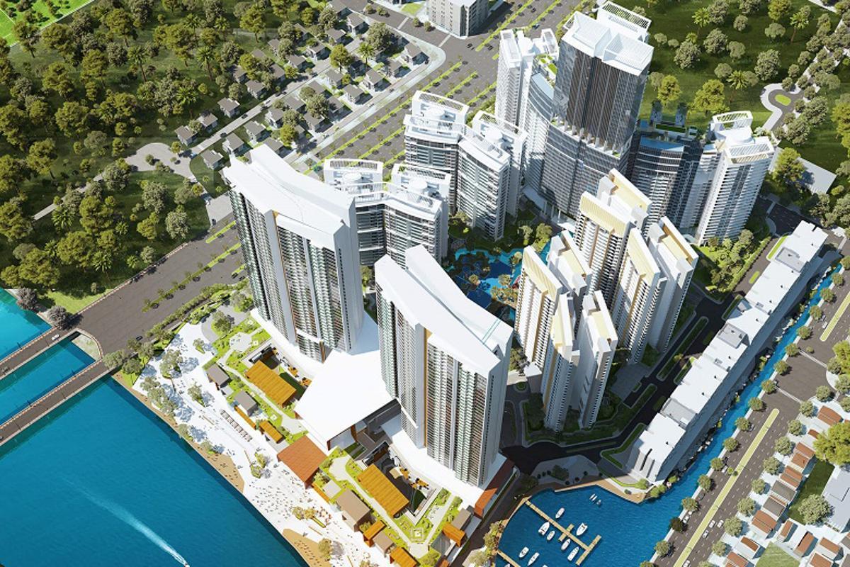 Khoản nợ hơn 4.000 tỷ VNĐ tại dự án Kenton Node đang được Ngân hàng BIDV chào bán đấu giá