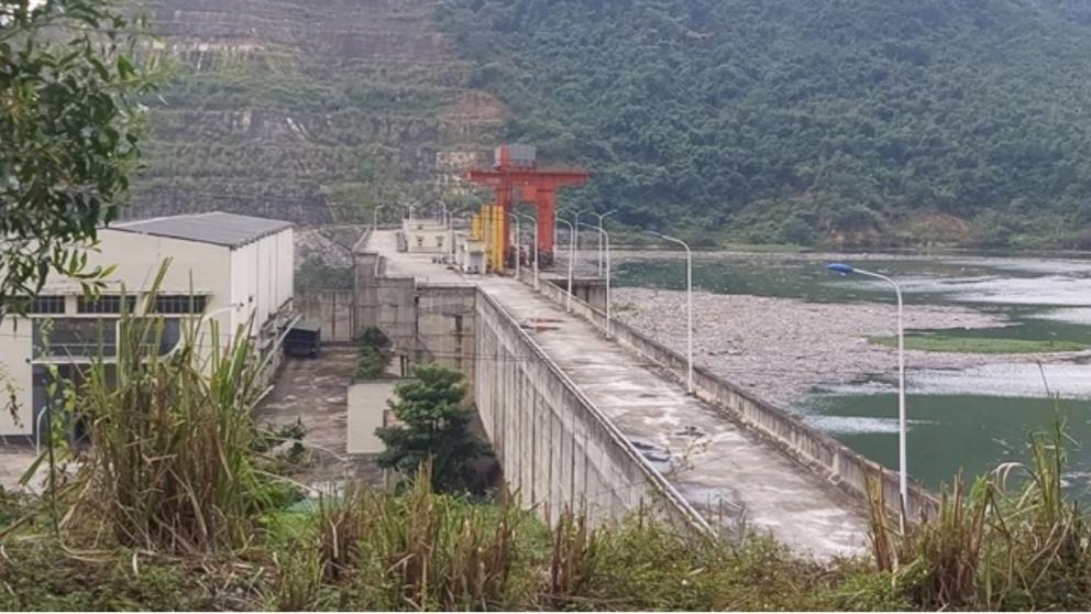 Nhà máy thủy điện Khe Bố