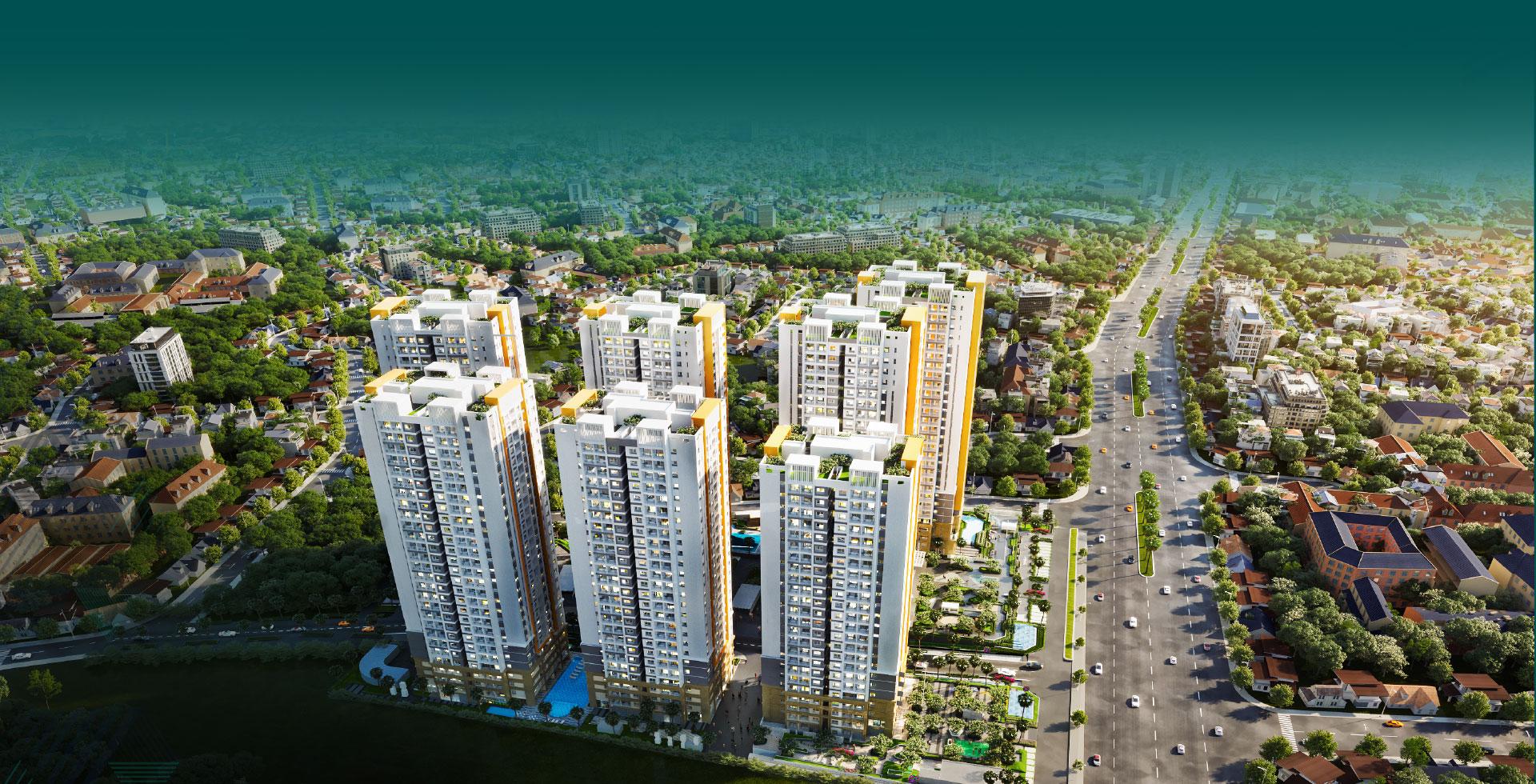 Một khu đô thị, căn hộ sắp được triển khai tại TP. Biên Hòa (Đồng Nai)