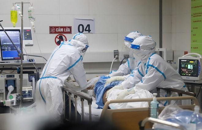 Việt Nam nỗ lực chăm sóc các bệnh nhân bị nhiễm Covid 19 (nguồn ảnh internet)