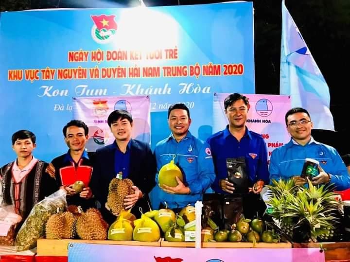 Các sản phẩm của Tổ hợp tác thanh niên khởi nghiệp Khánh Sơn