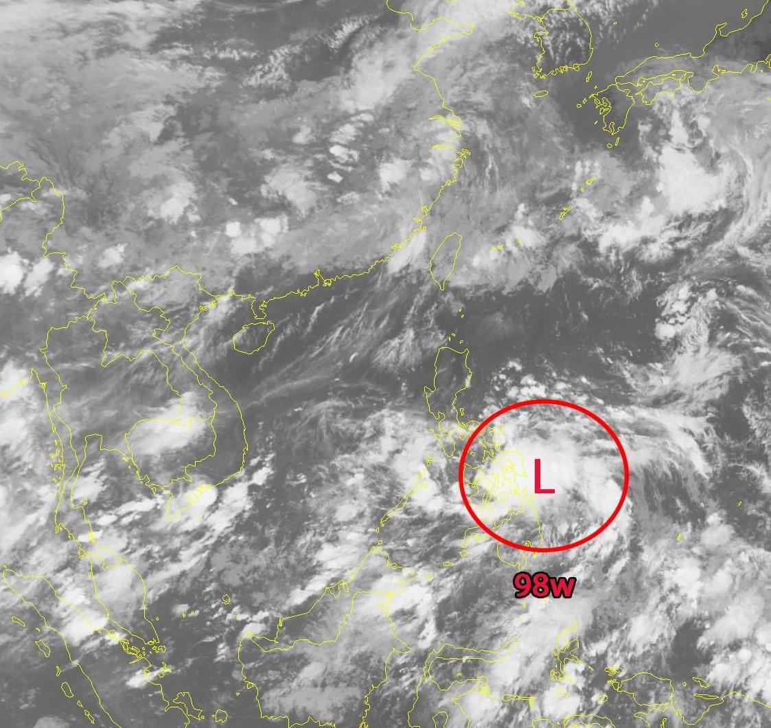 ATNĐ đang hoạt động tại vùng biển Philipines