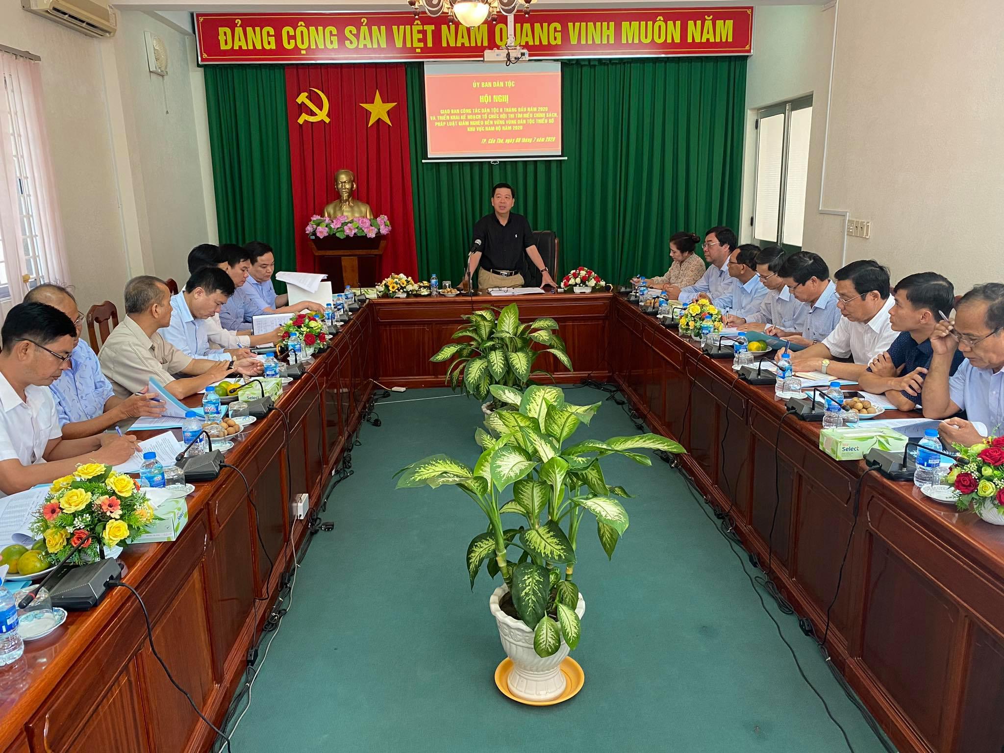 Kiến nghị tháo gỡ khó khăn trong thực hiện chính sách dân tộc ở khu vực Nam bộ