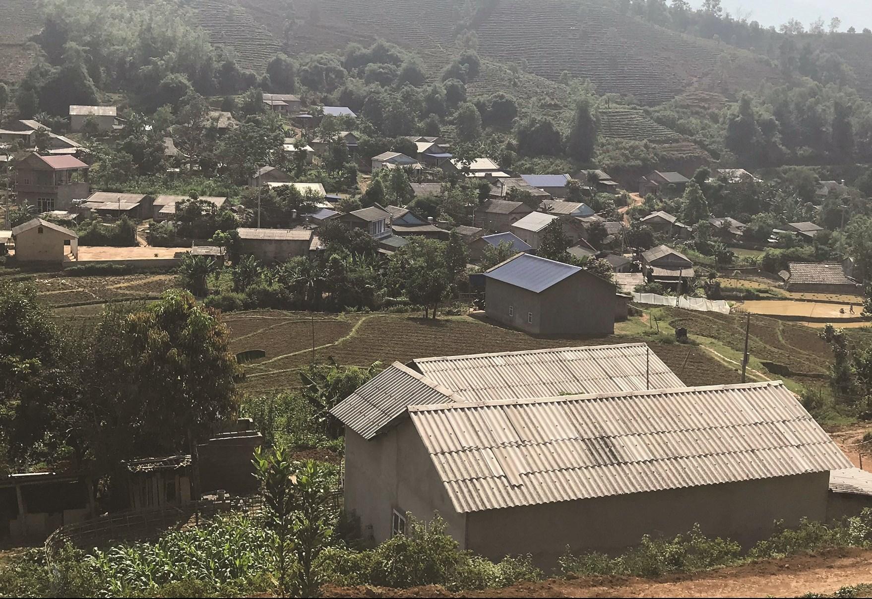 Diện mạo nông thôn mới huyện Tân Uyên (Lai Châu)