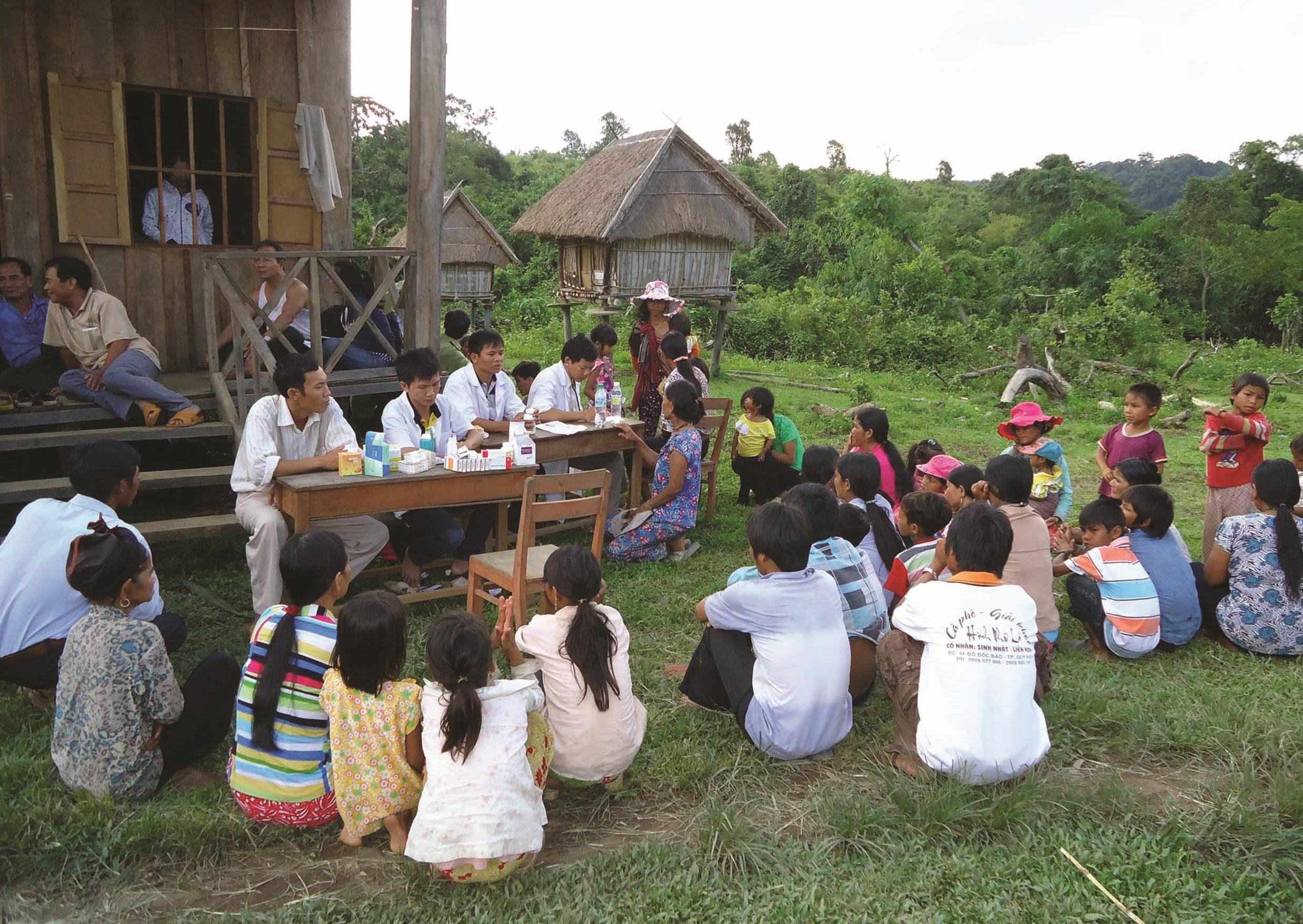 Ngành Y tế Bình Định tổ chức tuyên truyền phòng, chống SXH tại các huyện miền núi