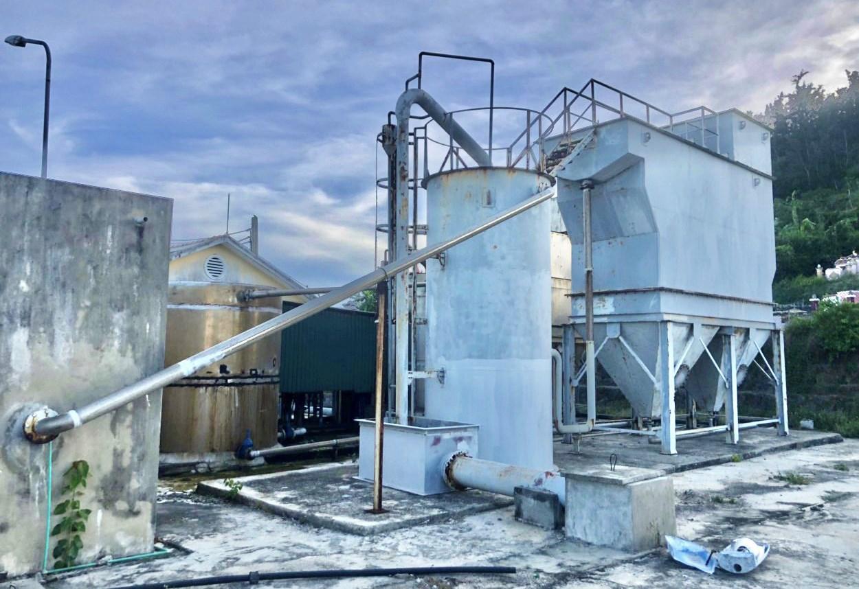 Hệ thống cấp nước sinh hoạt trung tâm huyện đảo Lý Sơn chỉ cung cấp 21% so với thiết kế