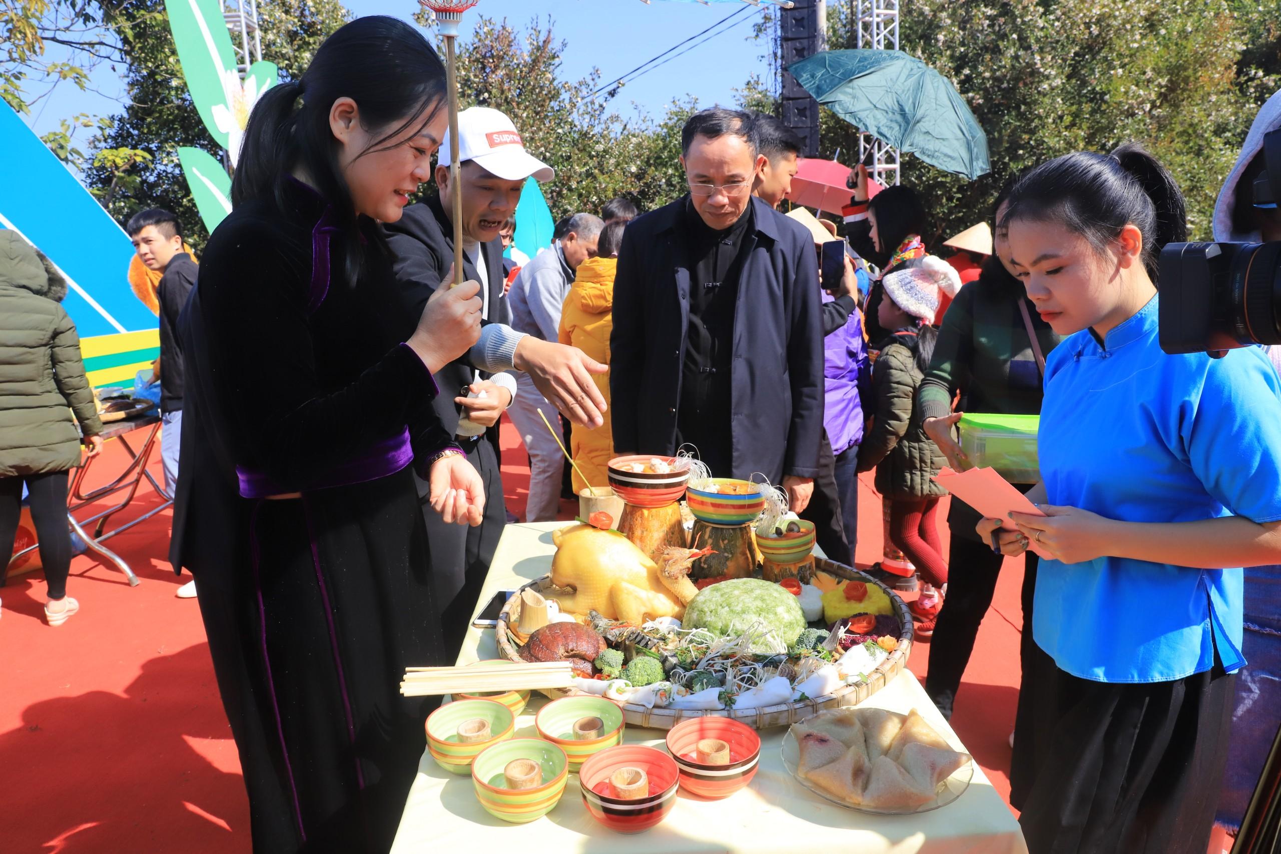 Phát triển du lịch cộng đồng, ẩm thực dân tộc đang thu hút được sự quan tâm của du khách khi đến với Bình Liêu
