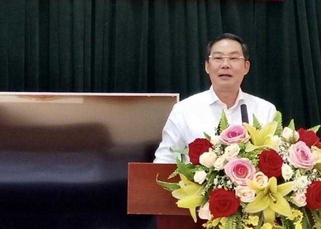 Ông Lê Hồng Sơn, Phó Chủ tịch UBND TP. Hà Nội phát biểu chỉ đạo Hội nghị