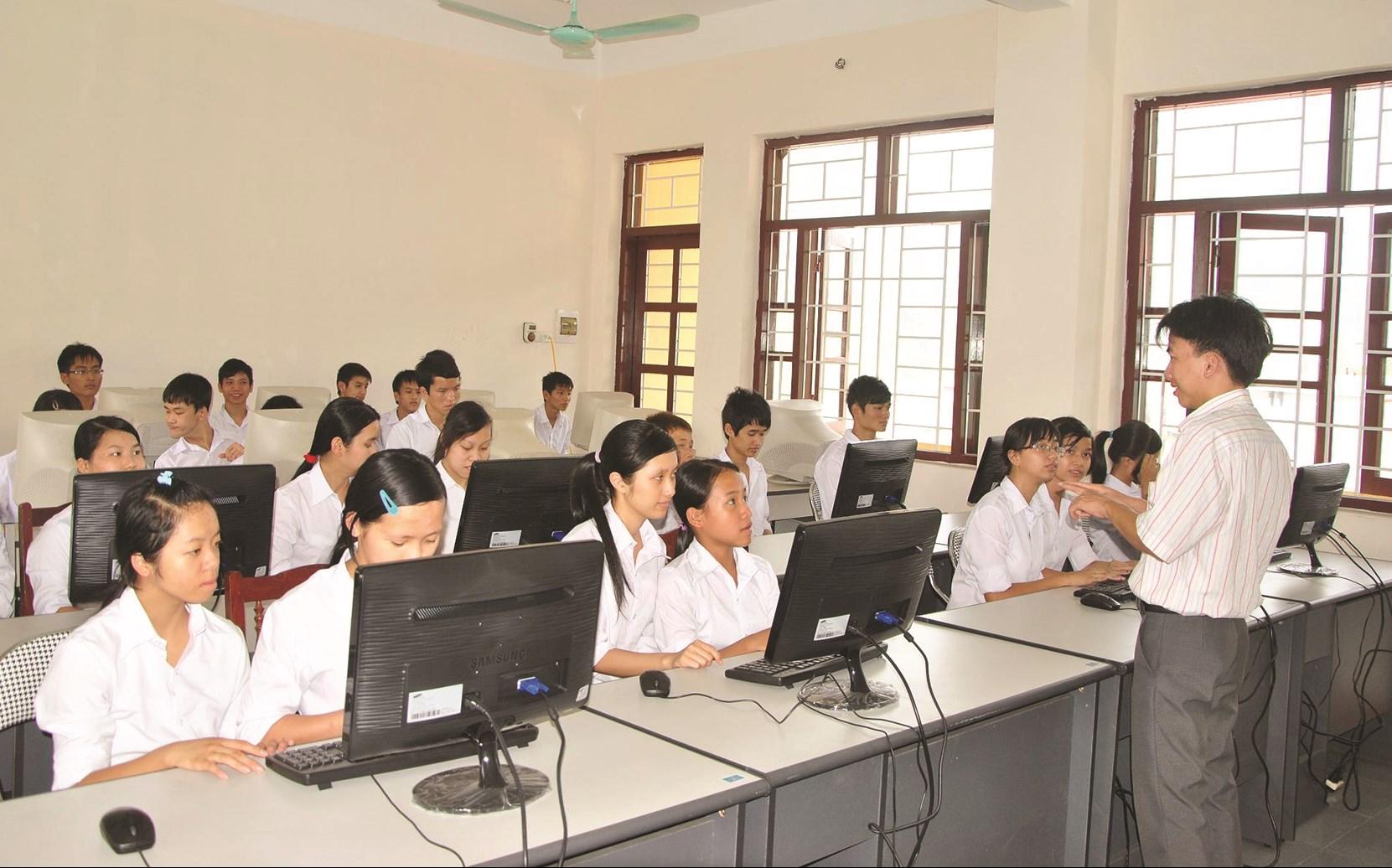 Các em nhỏ có hoàn cảnh đặc biệt ở Quảng Ninh được tạo mọi điều kiện thuận lợi để phát triển.