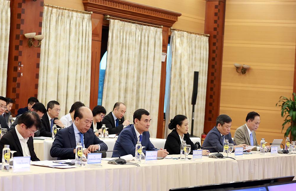 Phiên họp lần thứ 12 Ủy ban chỉ đạo hợp tác song phương Việt Nam - Trung Quốc 1