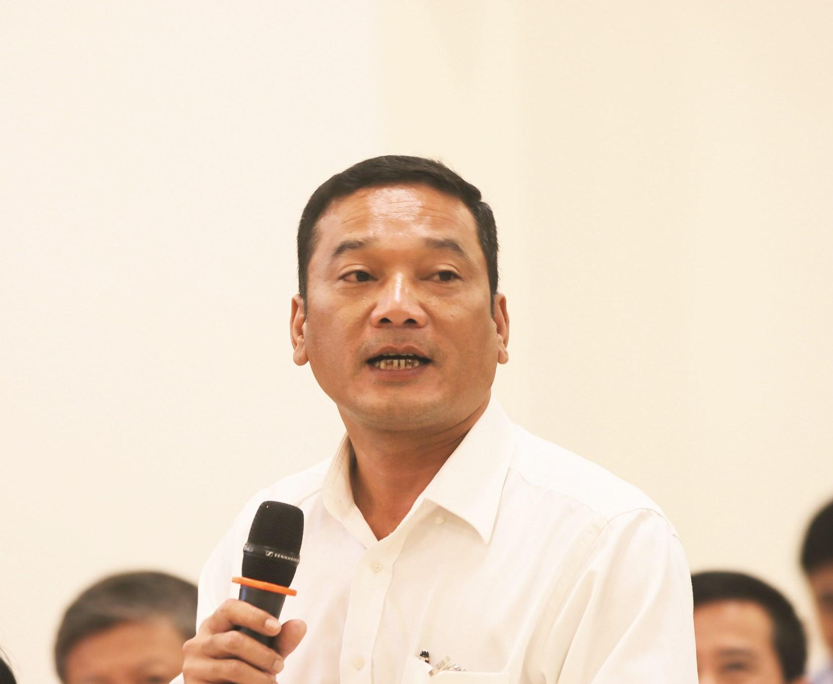 Ông Y Giang Gry Niê Knơng.