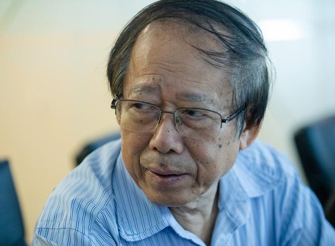 PGS.TS Nguyễn Duy Thịnh – chuyên gia uy tín trong lĩnh vực công nghệ sinh học và thực phẩm, với trên 40 năm nghiên cứu về an toàn thực phẩm