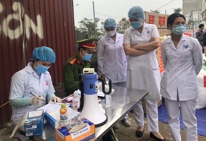Hà Nội sẵn sàng chi viện cho thành phố Đà Nẵng, tỉnh Quảng Nam về nhân lực, vật lực phòng, chống dịch theo yêu cầu. (Ảnh: NK)