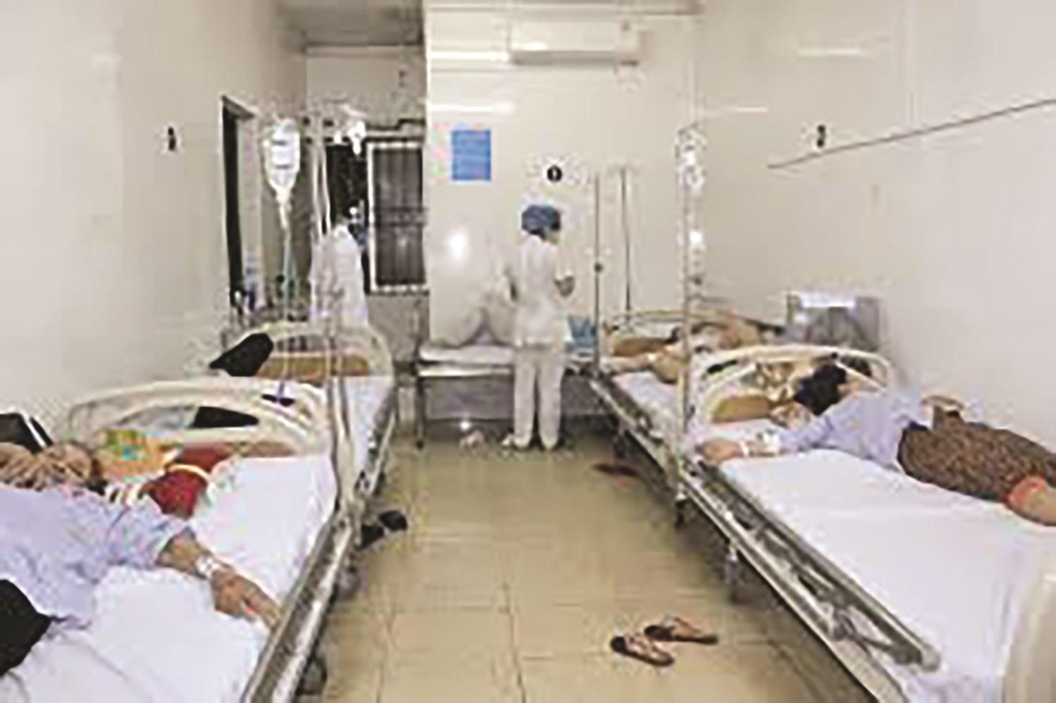 Ngưng đến viện thăm người bệnh chánh lây bệnh chéo