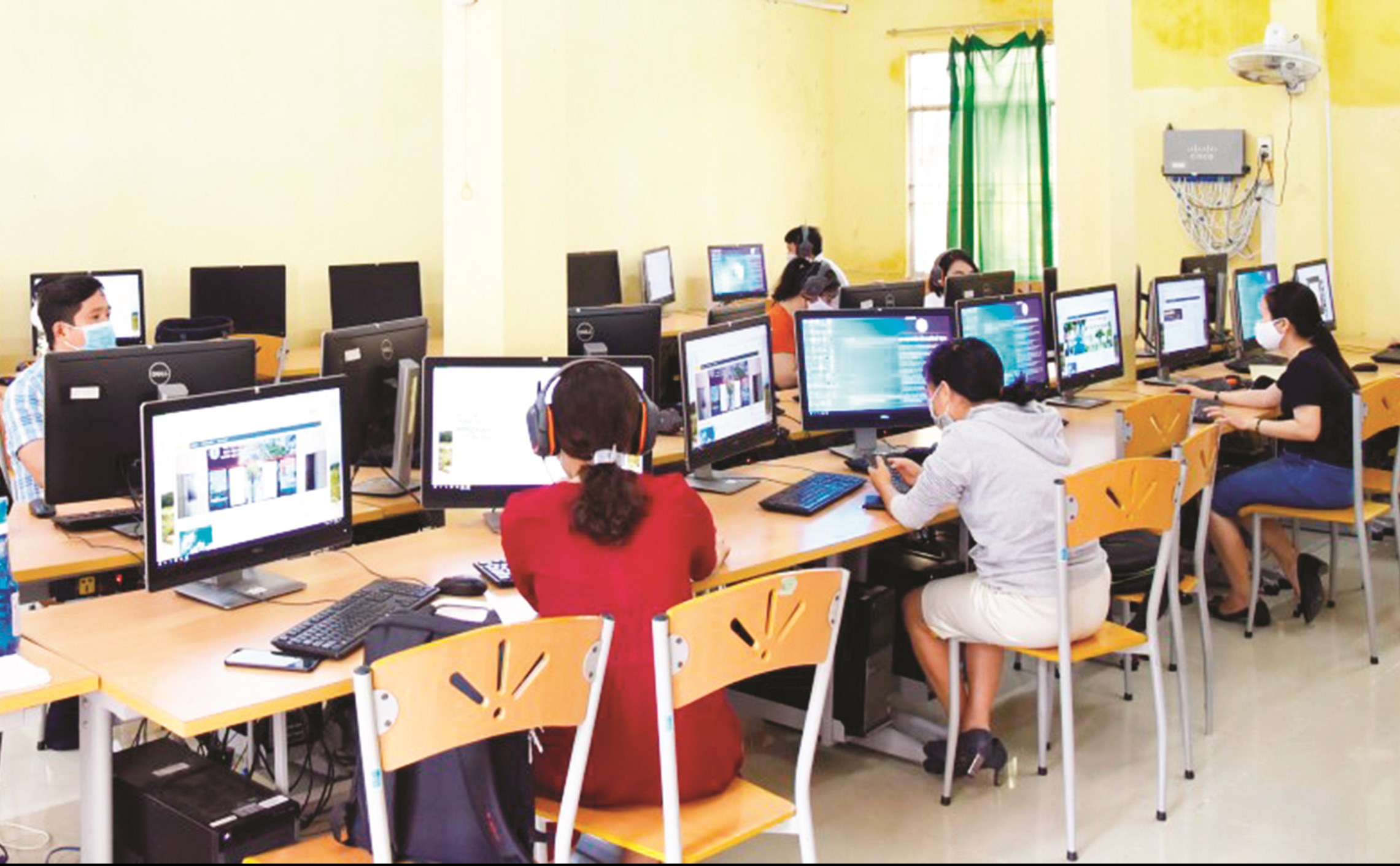 Dạy học trực tuyến không chỉ là giải pháp tình thế, mà còn là cơ hội để các cơ sở giáo dục áp dụng lâu dài.